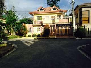 House and Lot for sale along Marcos Highway Antipolo