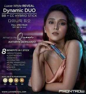 Dynamic Duo (DD stick)