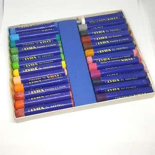 Lyra Crayons Oil Pastels #MFEB20