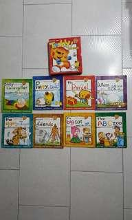 🚚 English story book for children - Teddy
