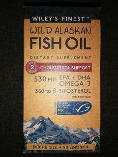 🚚 Wild Alaskan Fish Oil