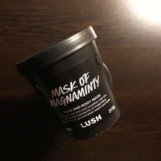 Mask of magnanimity