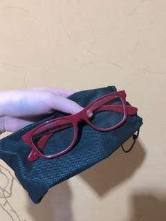Kacamata Bening / Glasses #CNY2019