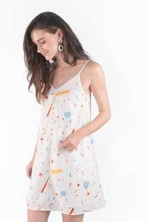 afterjuly sparks cami dress
