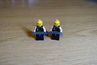 Lego 人仔1對
