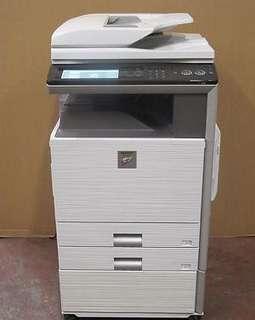 Sharp NX2301N MFP - Printer, Scanner, Photocopier and Fax