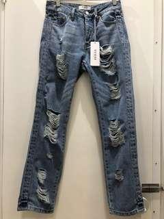 Authentic Guess Ripped Pants