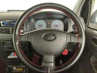 Cover Steering DIY