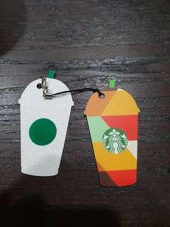 🚚 Unique Starbucks Card w one free drink
