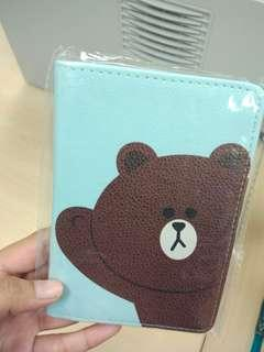FreePostage Exo LINE Passport Cover