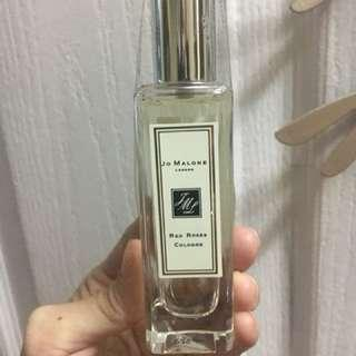 Sale!! Authentic Jo Malone Red Roses perfume