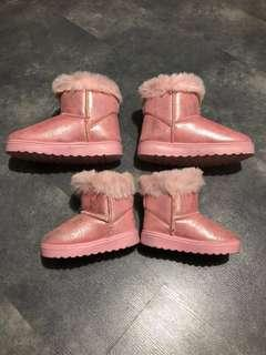 🚚 Girl Winter Boots