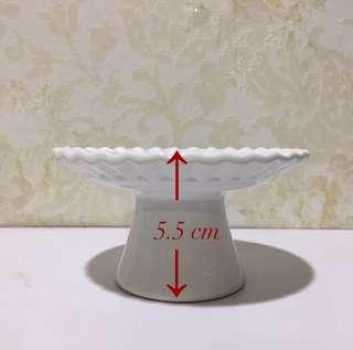 muffin single standing plate