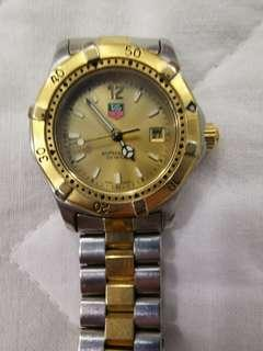 🚚 Tag Hauer ladies watch(repair required)