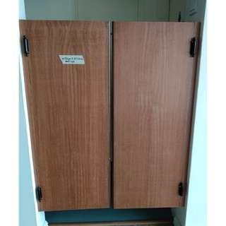 Cowboy Swing Door - Solid Wood