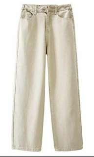 Celana jeans - highwaist jeans