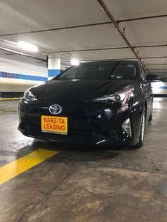 TOYOTA PRIUS HYBRID 1.8S CVT! Promo Now! Petrol Saver Proven! 18% off petrol Card! Lowest Price! Can Drive Go-Jek/Grab/Ryde/Tada/Sixtnc! Flexible Rental Scheme! Personal User! Call Now!