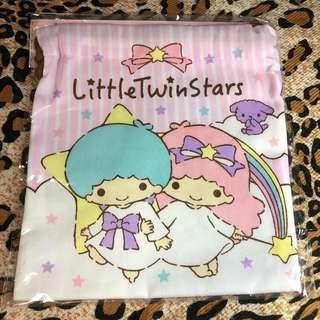 <Special Price> Little Twins Star storage bag 雙子星索繩袋