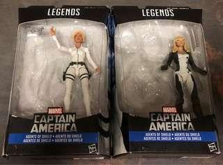 Marvel Legends Mockingbird Sharon Carter