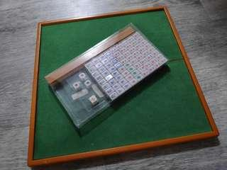 Portable mini mahjong