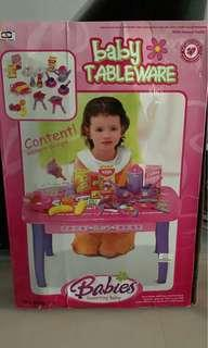 Baby girl toy