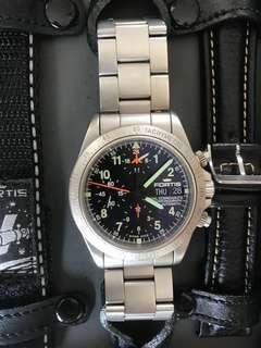 Fortis Official Cosmonauts Chronograph complete set