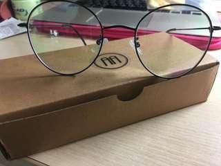 🚚 aroma studio 造型眼鏡 全新