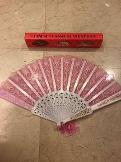 Chinese Classical Scent Fan