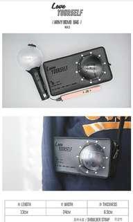 BTS Army Bomb Bag