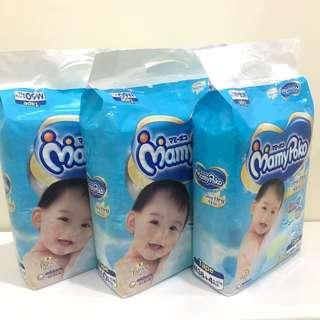 MamyPoko Diapers Extra Dry Skin (Tape M60+M60+M38+4)