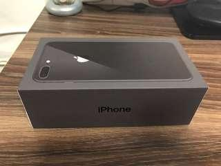🚚 Iphone 8 plus box only
