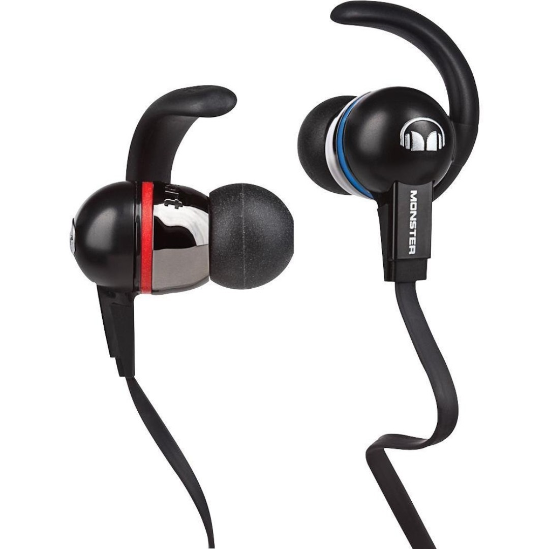 2238  Monster iSport Immersion In-Ear Headphones with Control Talk