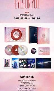 [interest check] GOT7 Eyes On You World Tour DVD and Blu Ray