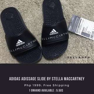 new style 38f7b 20535 Adidas Adissage Slide by Stella Mccartney
