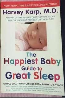 Parenting Book by Dr Harvey Karp