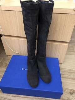 Stuart Weitzman Boots Eloise 30 靴 US6