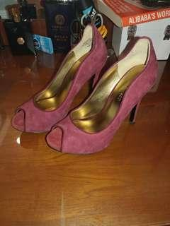 Nine West acquista pump heels (wine /burgundy)