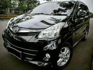 Toyota Avanza Veloz AT 2014 Hitam,Kondisi Isitimewa Dijamin