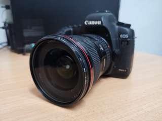 Canon 5D Mark II EF 17-40 F4L