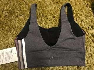 All new Lululemon yoga bra size 4