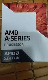 全新 A6-9500 CPU AM4 盒裝