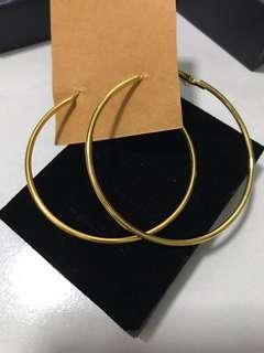 🚚 Earring (Round,love,triangle)shape