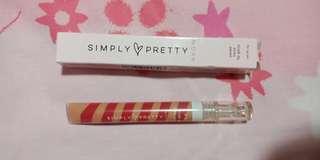 Simply pretty Sweet twist lip gloss