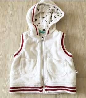 Jaket Hoodie Baby Size 3-6 months