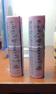 Simply pretty split lipstick
