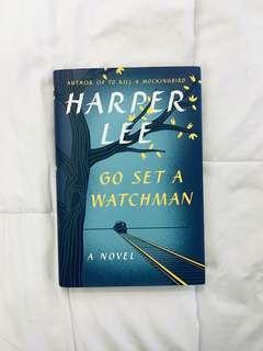 Go Set a Watchman HARDBOUND