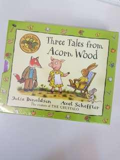 🚚 Three Tales Acorn Wood (3 Books Set)