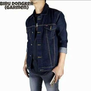 Jacket Denim Garmen