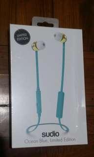 藍牙耳機sudio VASA BLA 藍牙無線耳塞式耳機