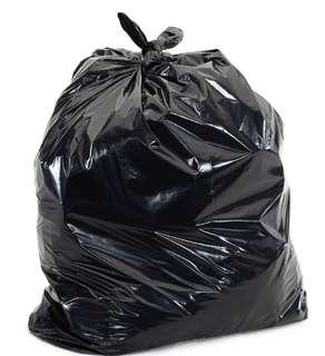 CONTRACTOR  GARBAGE BAGS (3mil 50 count)